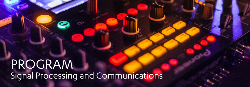 Signal Processing and Communications   MSOL